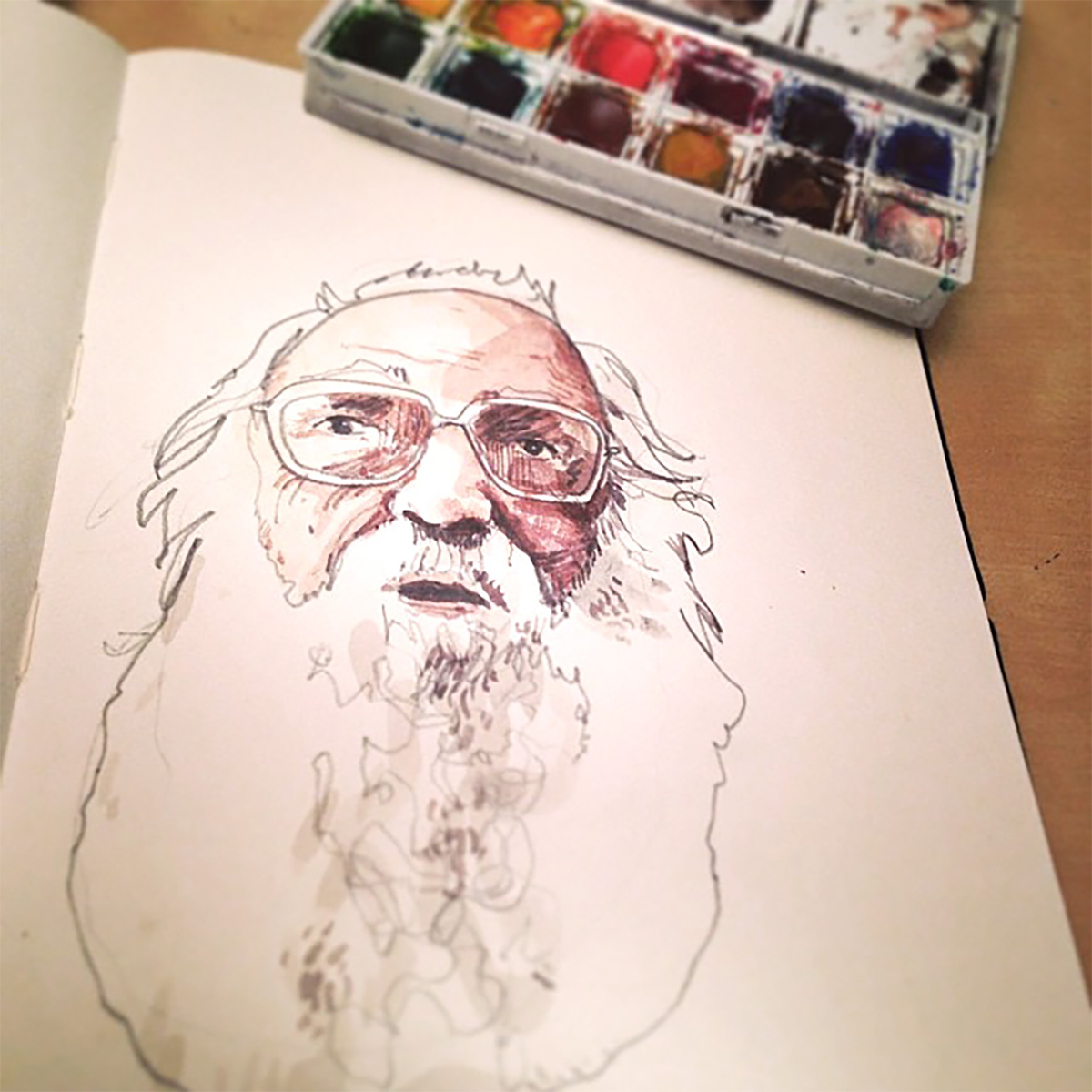 Christmas Sketches
